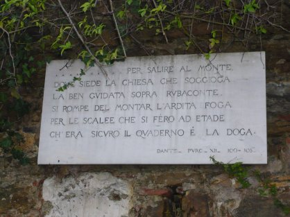 San Miniato Al Monte Florence Firenze Dante Alighieri